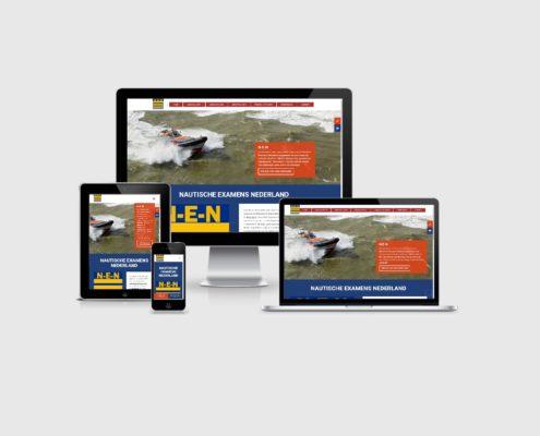 Website laten maken voor Tienstra