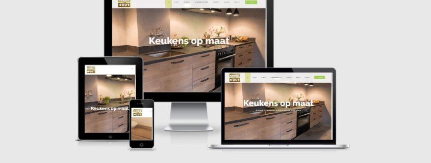 Website laten maken voor Gerrit