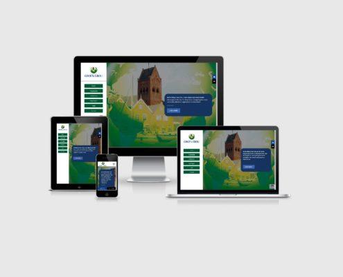 Website laten maken voor Groen Grou
