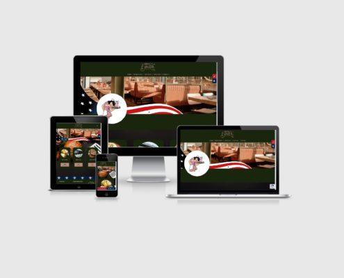 Website laten maken voor Barteles Diner